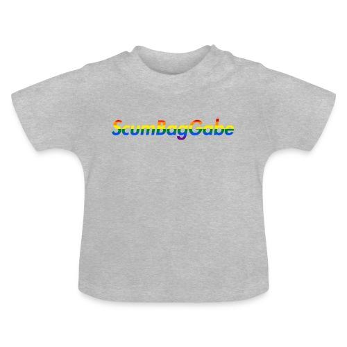 ScumBagGabe Multi Logo XL - Baby T-Shirt