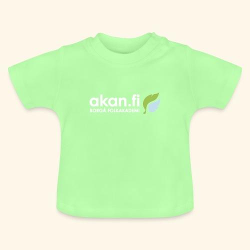 Akan White - Baby-T-shirt