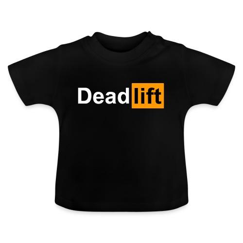 DeadLift X - T-shirt Bébé