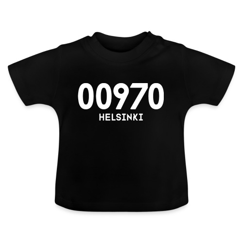 00970 HELSINKI - Vauvan t-paita