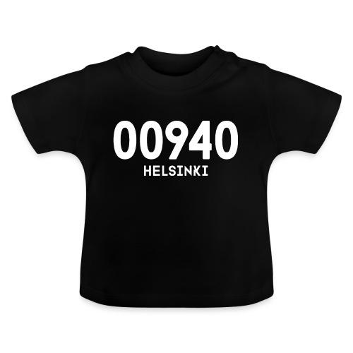 00940 HELSINKI - Vauvan t-paita