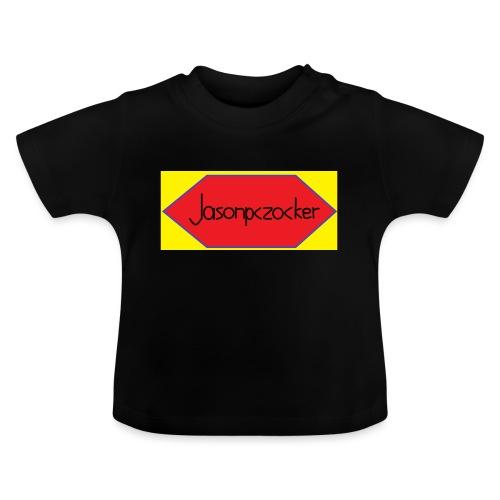 Jasonpczocker Design für gelbe Sachen - Baby T-Shirt