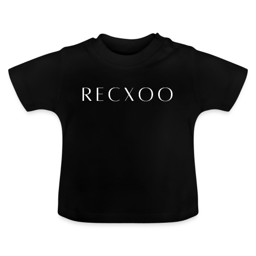 Recxoo - You're Never Alone with a Recxoo - Baby T-shirt