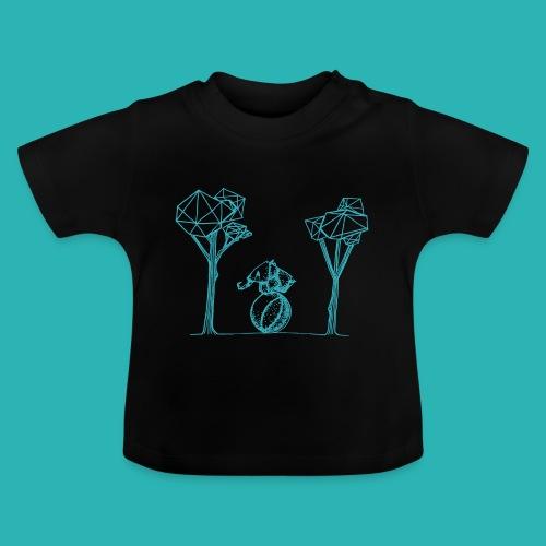 Rotolare_o_capitombolare_lightblu-png - Maglietta per neonato