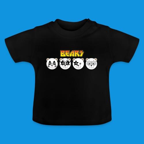 Kiss Bears.png - Baby T-Shirt