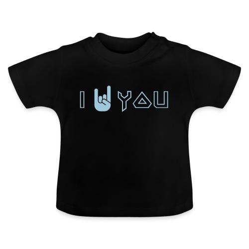 i rock vous - T-shirt Bébé