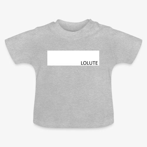 LOLUTE - Baby-T-shirt