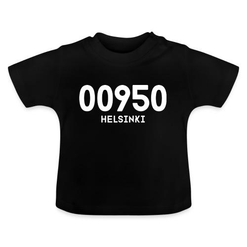 00950 HELSINKI - Vauvan t-paita