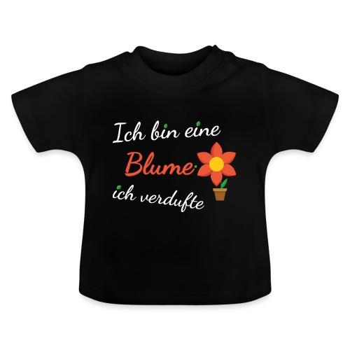 Blume Garten Gärtner Florist Shirt Geschenk - Baby T-Shirt