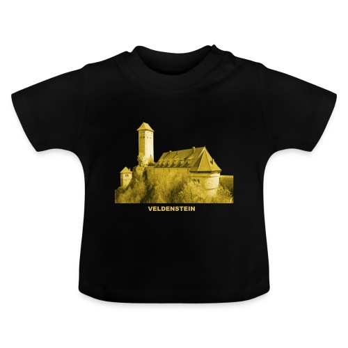 Veldenstein Burg Neuhaus Pegnitz Franken Bayern - Baby T-Shirt