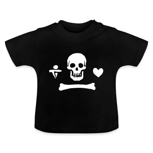 Stede Bonnet Flag - T-shirt Bébé