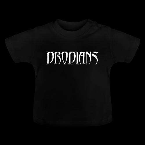 DRODIANS WHITE - Baby T-Shirt