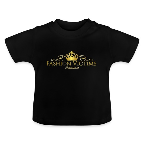 Fashion Victims Official Logo - Baby T-shirt