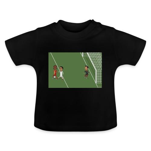 Backheel goal BG - Baby T-Shirt