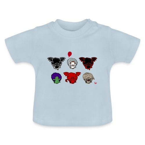 Sheepers Creepers - Baby T-Shirt
