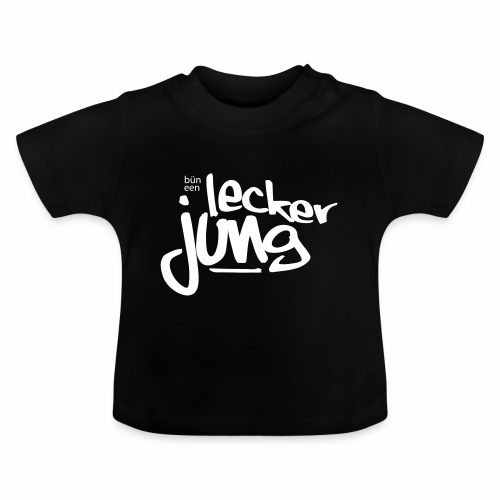 Lecker Jung - Baby T-Shirt
