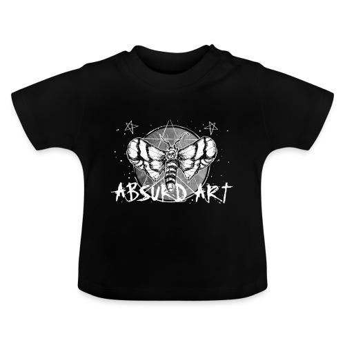 Lovesick Motte, von Absurd ART - Baby T-Shirt