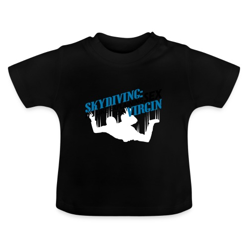 skydiving - Koszulka niemowlęca