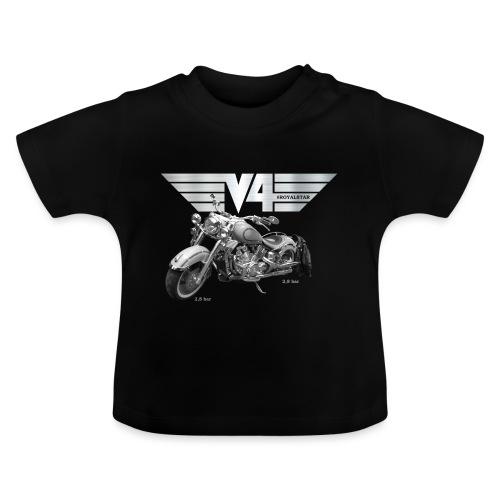 Royal Star silver Wings - Baby T-Shirt