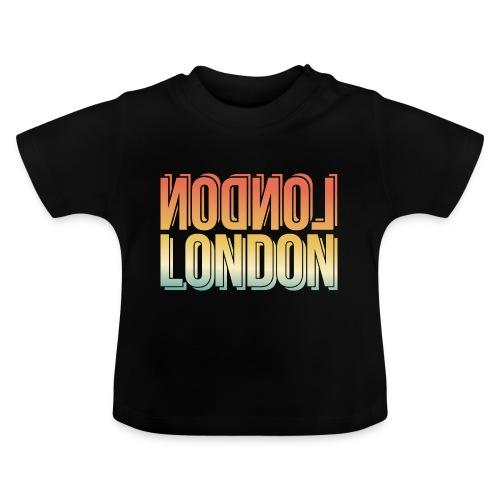 London Souvenir England Simple Name London - Baby T-Shirt