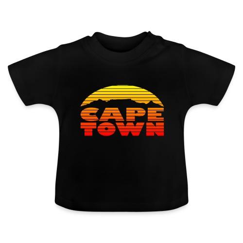 TableMountain-Sunset - Baby T-Shirt
