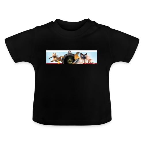 Animaux logo - Baby T-shirt