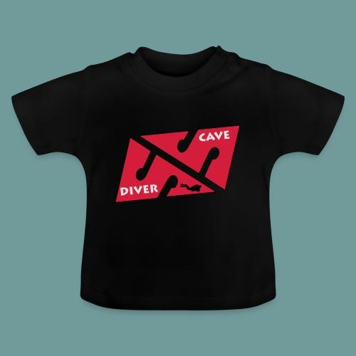cave_diver_01 - T-shirt Bébé