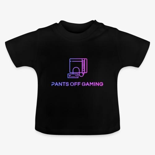 color logo transparent - Baby-T-shirt