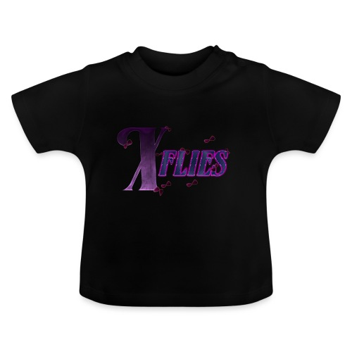 X flies - Baby T-Shirt