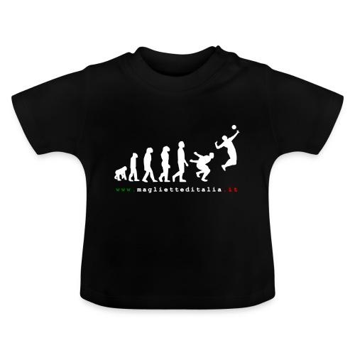 evolution volley attack w new - Maglietta per neonato