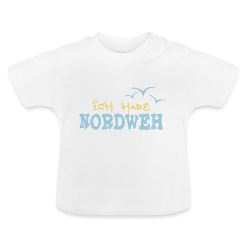 Ich habe Nordweh - Baby T-Shirt