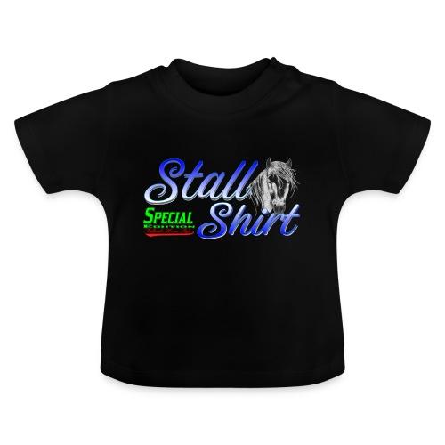 Special Edition Stall Shirt Reiten Geschenkidee - Baby T-Shirt