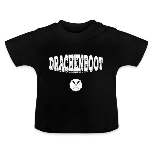 Drachenboot (weiß) - Baby T-Shirt