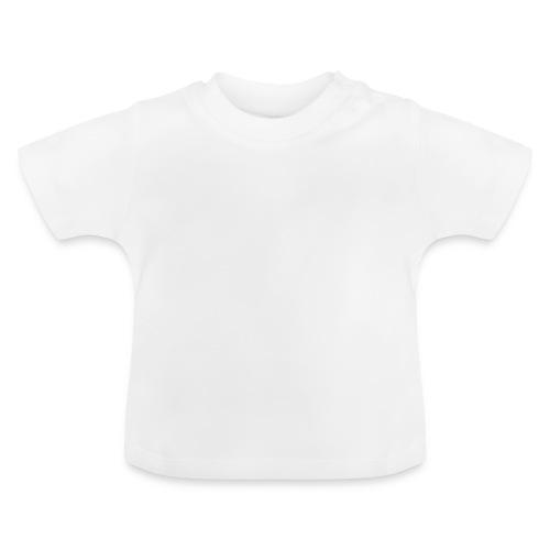 Antifascista vit - Baby-T-shirt