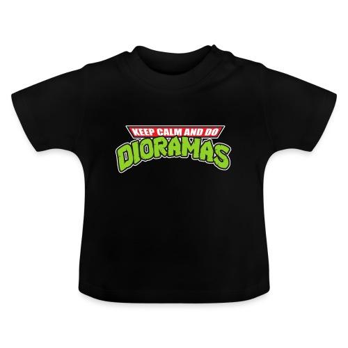 Dioramas Turtles - T-shirt Bébé
