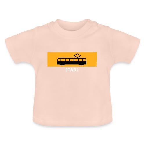 STADIN RATIKKA PYSÄKKI KYLTTI T-paidat ja lahjat - Vauvan t-paita