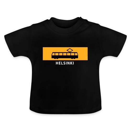 RATIKKA PYSÄKKI HELSINKI t-paidat ja tekstiilit - Vauvan t-paita