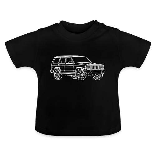 Jeep Cherokee - T-shirt Bébé