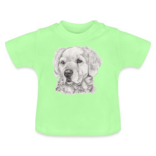 golden retriever - Baby T-shirt
