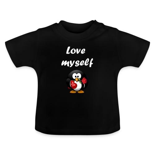 Love myself - Camiseta bebé