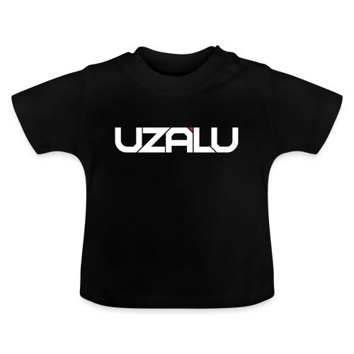 uzalu Text Logo - Baby T-Shirt