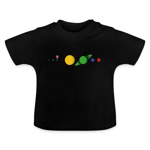 Kugel Maps - Baby T-Shirt