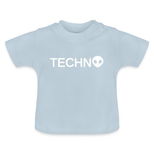 TECHNO3 - Baby-T-shirt