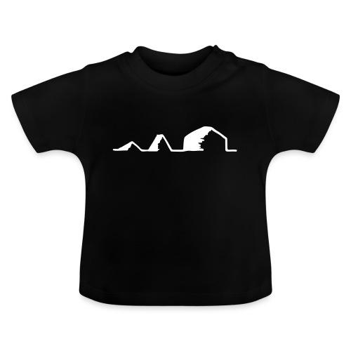Schwarzzeltevolution - Baby T-Shirt