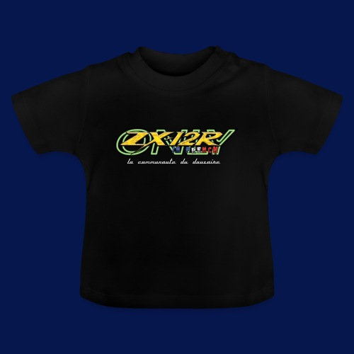 ZX12R In French Only community - T-shirt Bébé