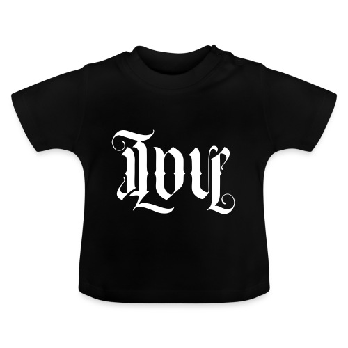 Love and hate - Baby T-Shirt