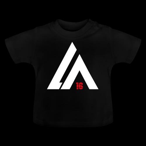 LA Performance white/red - Baby T-Shirt