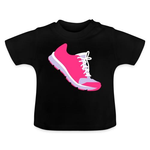 Laufschuh - Baby T-Shirt