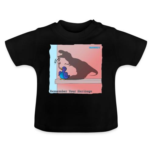 Woofra's Design Heritage - Baby T-Shirt
