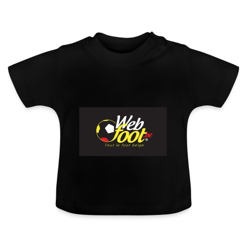 webfoot.be - T-shirt Bébé